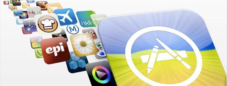 AppStore в Украине